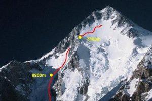 Wild Challenge Gasherbrum I Petrecek Tomas