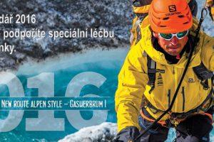 Kalendar 2016 Petrecek Gasherbrum I - 2