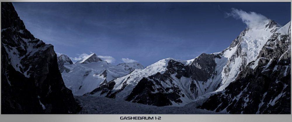 Expedice Gasherbrum - Petrecek 16